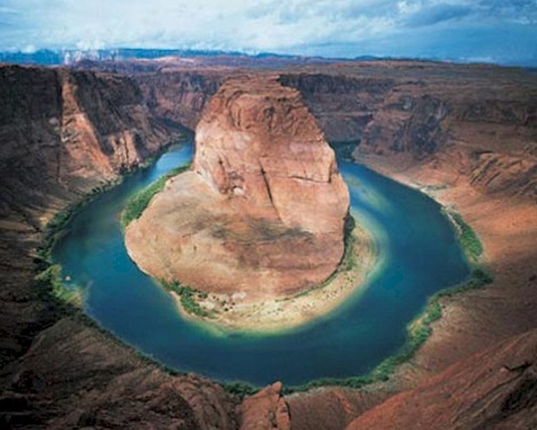 USA - Lake Powell Horseshoe Bend